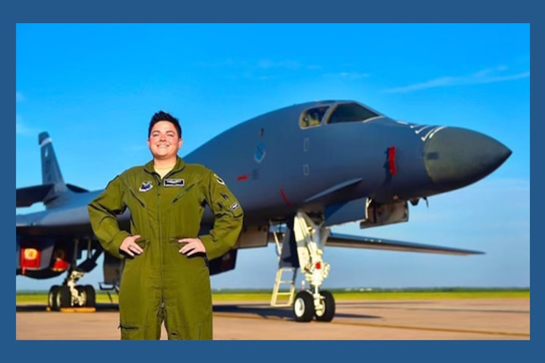Maj. Thompson is currently an  instructor combat systems officer at the 479th Flying Training Group at Naval Air Station-Pensacola, Florida.