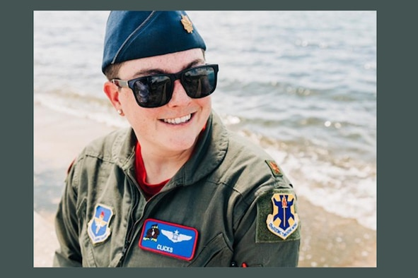 Maj. Thompson is a instructor combat systems officer at the 479th Flying Training Group.