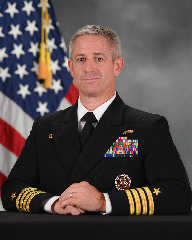 Commanding Officer Kennedy Irregular Warfare Center
