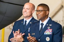 97th Air Mobility Wing command chief retires.