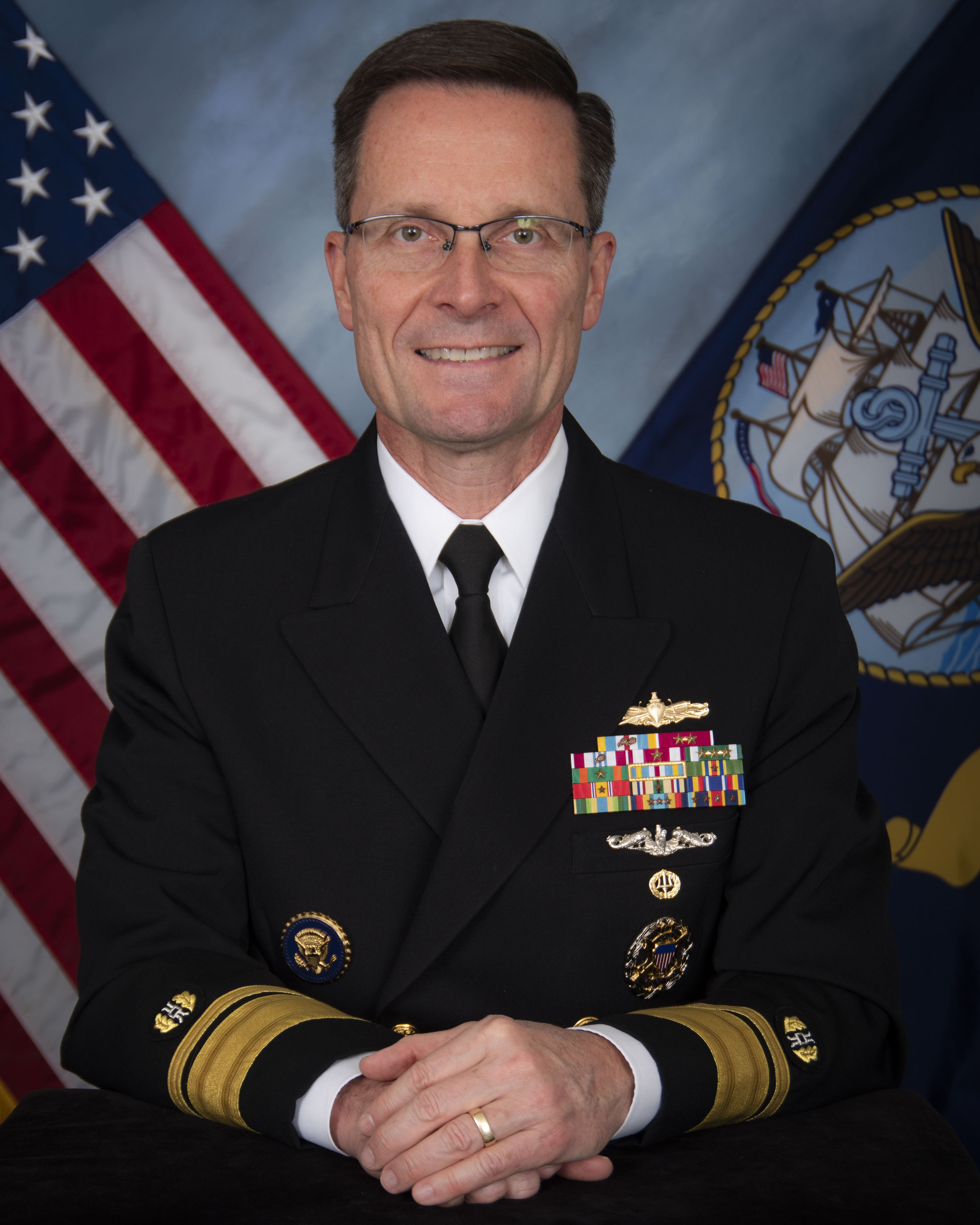 Nomination of the Judge Advocate General of the Navy > United States Navy >  News-Stories