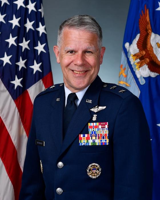 Maj. Gen. Paul Friedrichs