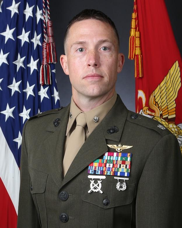 Lieutenant Colonel Matthew F. Kloby