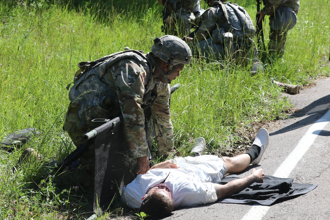 WAREX Trains United States Army Reserve Soldiers