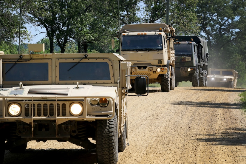 WAREX prepares Army Reserve Soldiers for deployment