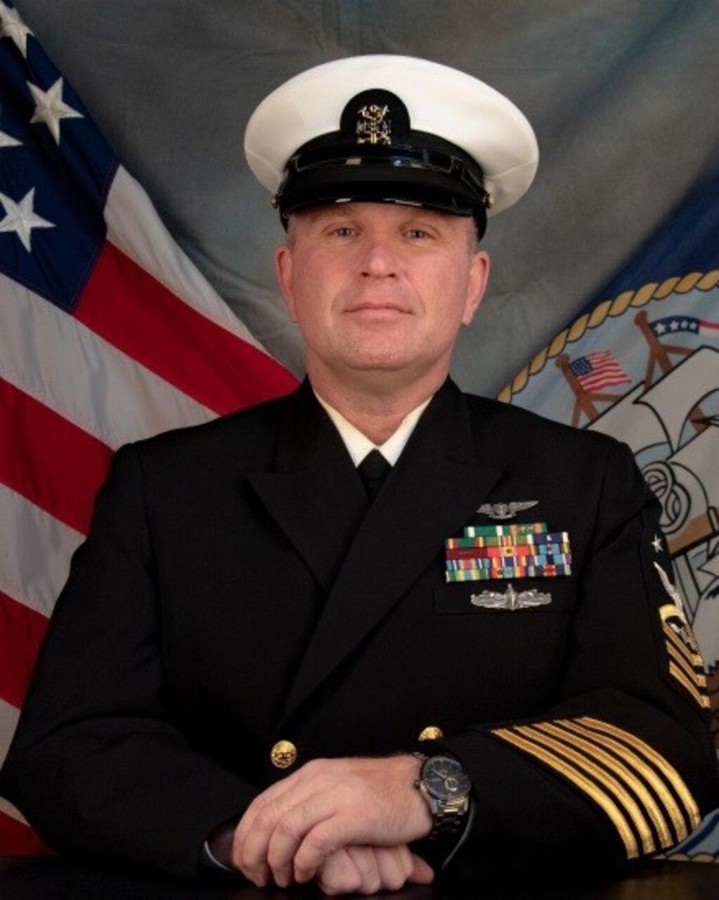 CMC Russell D. Tilden