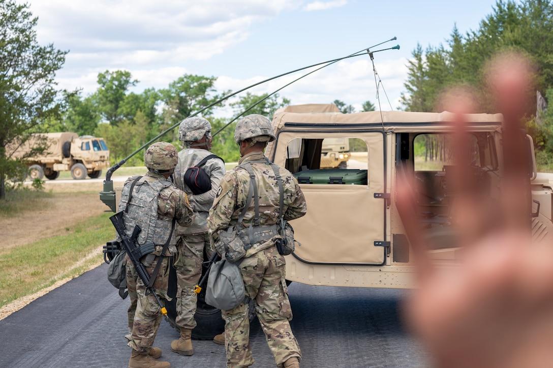 181st MFTB Warrior Exercise 2021
