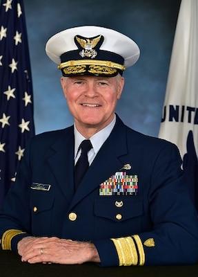 Rear Admiral James M. Kelly