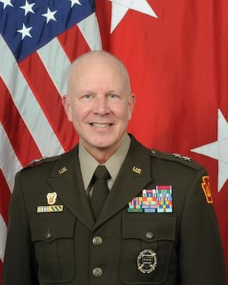 Maj. Gen. Mark J. Schindler, Adjutant General of Pennsylvania
