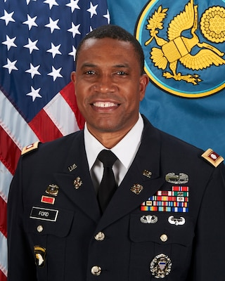 AFSBn-Stewart Commander LTC Keith L. Ford