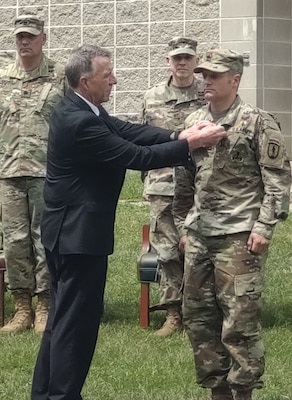 Vermont Guardsman receives Soldier's Medal for 2020 rescue