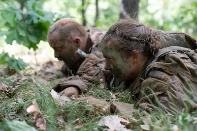 Wisconsin cavalry spur ride blends tough training, tradition
