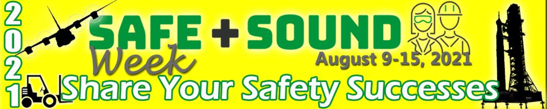 Safe + Sound Successes Tab