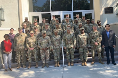 South Carolina National Guard attends cyber boot camp