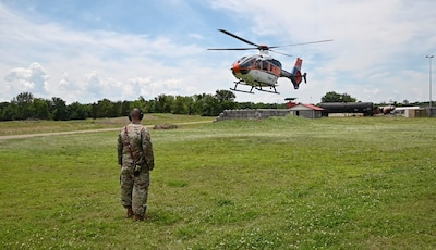 188th Medical Group completes casualty care training