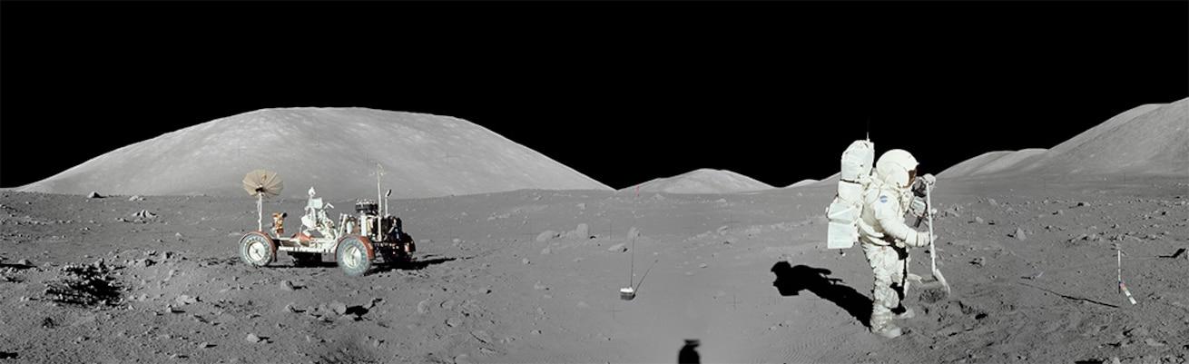 Apollo 17 - Last Manned Lunar Mission