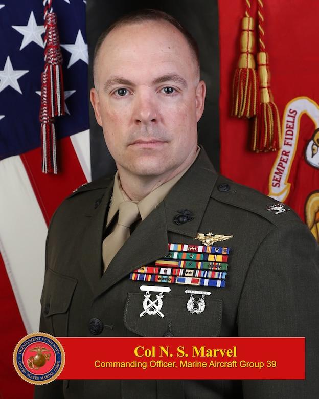 Col Marvel