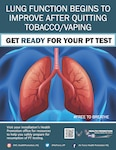 Lung Function Begins to Improve after Quitting Tobacco/Vaping
