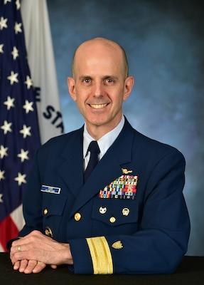 Director, Joint Interagency Task Force West (JIATW West), Rear Adm. Charles E. Fosse, U.S. Coast Guard