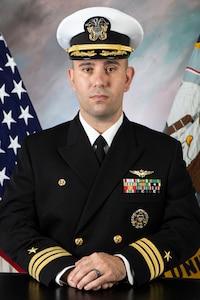 Commanding Officer Cmdr. Cristobal Yera ACCLOGWING DET