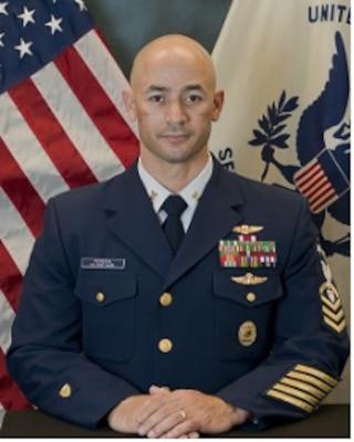 Master Chief Jahmal A. Pereira