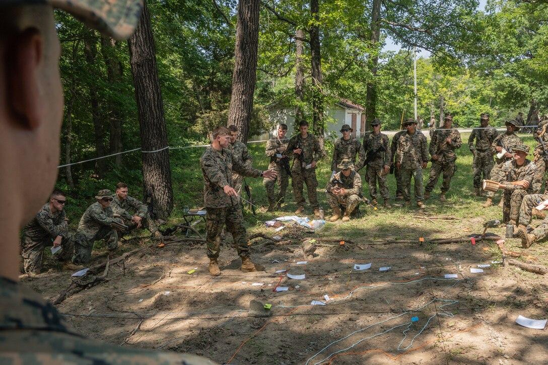 3rd Battalion, 23rd Marines Conduct Annual Training