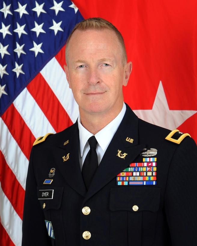 Brig. Gen. William B. Dyer III