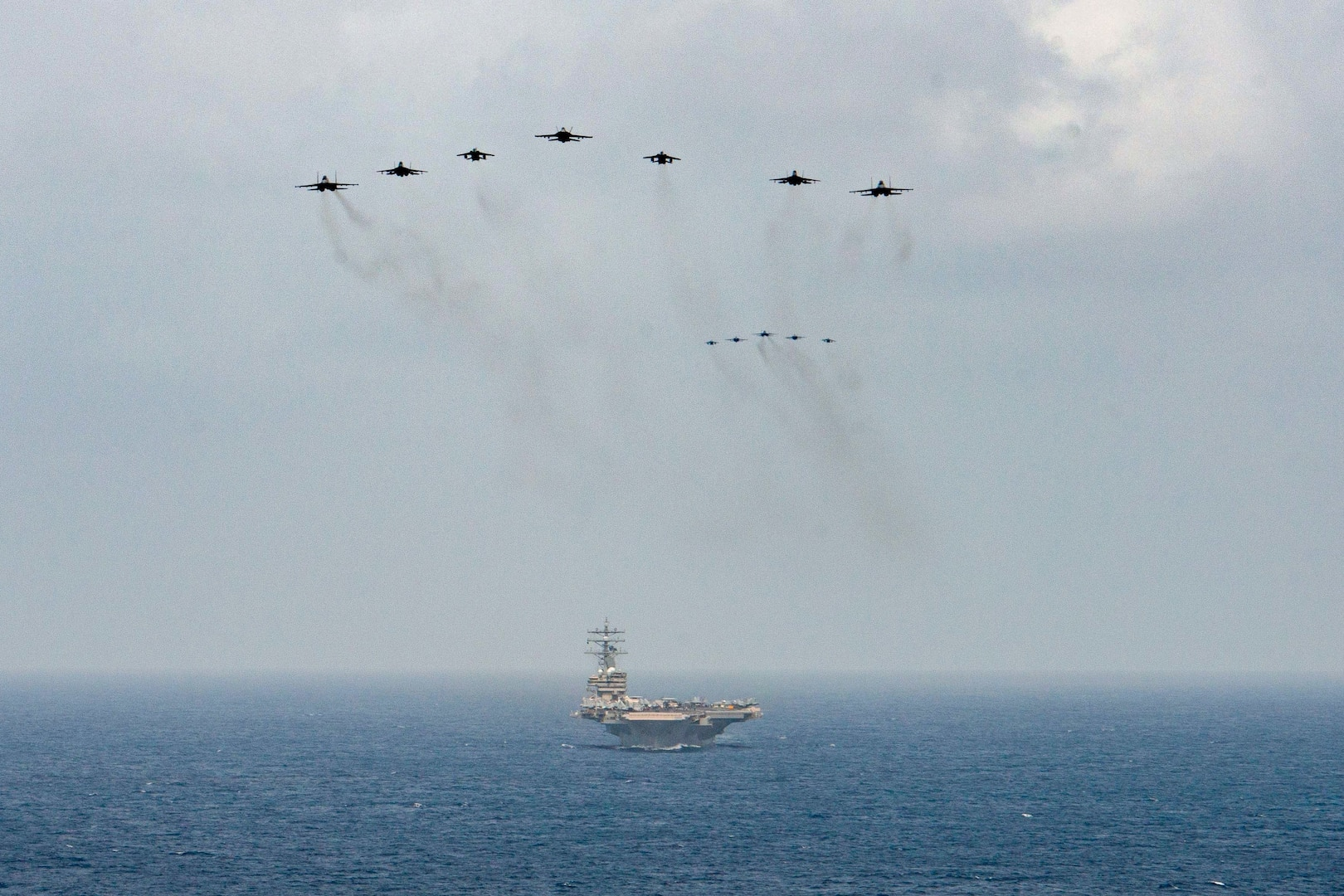 U.S., India elevate combined joint maritime training with multi-axis integration