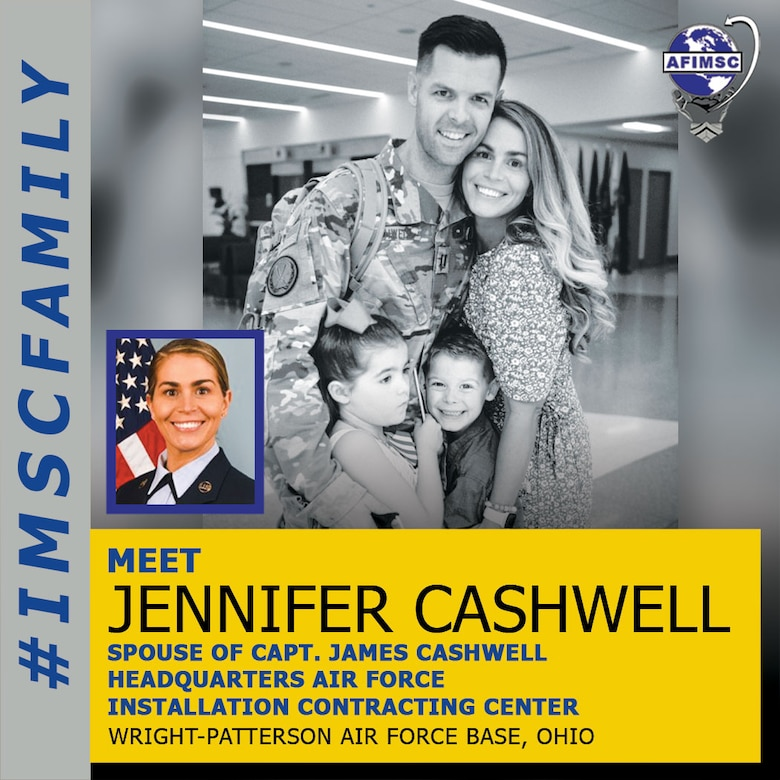 Graphic of the Cashwell family