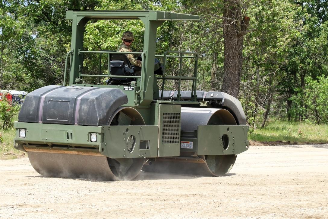 Engineers building Fort McCoy training capacity