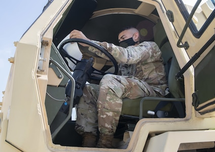 312th Military Intelligence Battalion holds FTX.