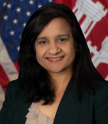 Indu Shukla, a computer scientist at the U.S. Army Engineer Research and Development Center (ERDC), was recently chosen for the Asian American Most Promising Engineer of the Year Award, which is presented each year as part of National Engineers Week.