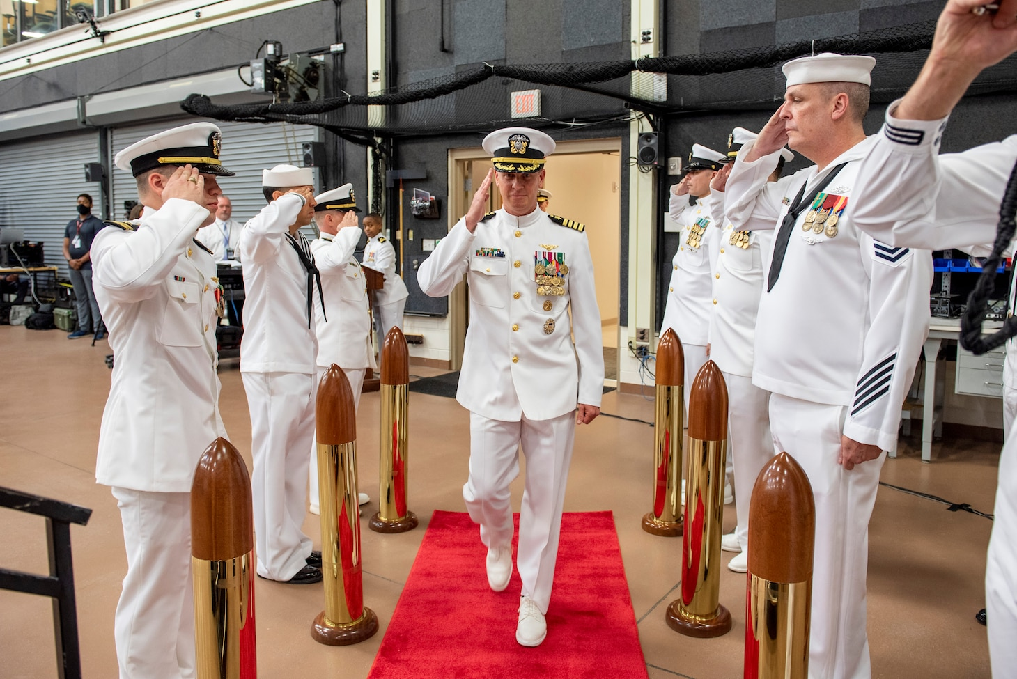 Petrovic Relieves Vigil as the 41st NRL Commander