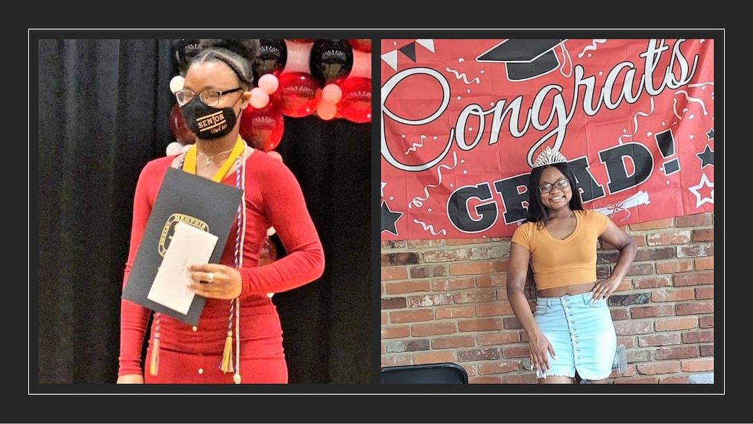 IN THE PHOTOS, Erika Wallace, M/V Mississippi Machinery Mechanic Ervin Wallace's daughter, recently graduated from Fredrick Douglas Public High School. Not only did she graduate on time, but she graduated as the senior class valedictorian with an astounding 4.4 GPA. Congratulations to both father and daughter for achieving this major accomplishment.