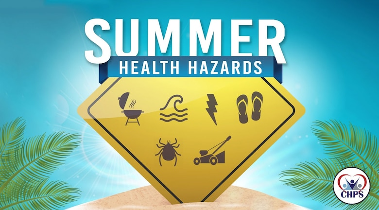 Summer's here, and with it comes backyard barbecues, days at the beach, and time spent outdoors. Some of the things that make summer so much fun – swimming, hiking, and longer days, also present plenty of health risks. Don't let a health emergency ruin your activities.