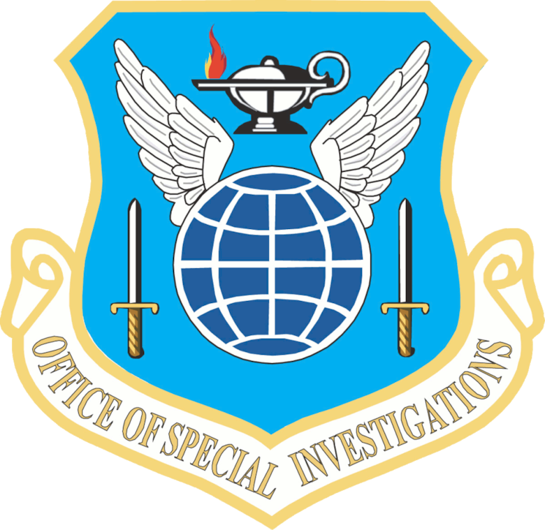 Office of Special Investigations Patch