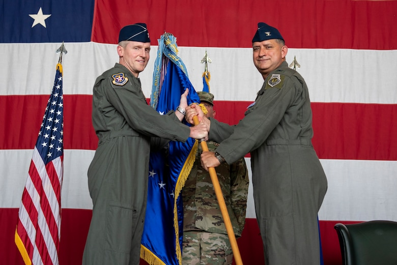 51st Fighter Wing held a change of command ceremony at Osan Air Base, Republic of Korea, June 25, 2021. Col. John Gonzales transferred command of the 51st FW to Col. Joshua Wood.