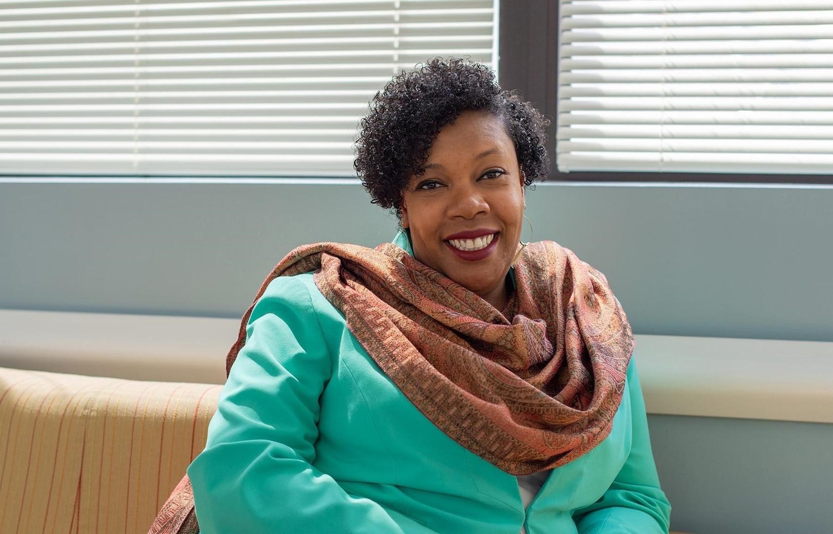 Deputy Chief Information Officer La'Naia Jones has enjoyed a career spent largely at NSA-Washington, not far from where she grew up near Annapolis, Maryland.