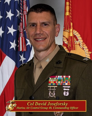 COMMANDING OFFICER, MARINE AIR CONTROL GROUP 48