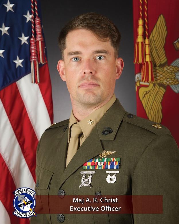 Major Andrew R. Christ