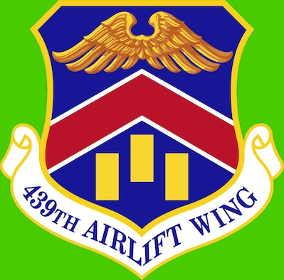 439th Airlift Wing shield