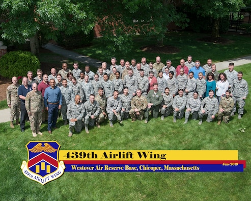 439th Airlift Wing HQ Staff