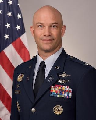 Col. Warakomski official photo