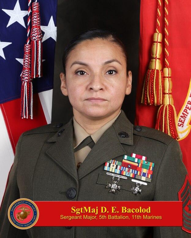 5/11 Sergeant Major