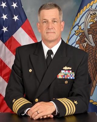 Captain Douglas J. Pegher