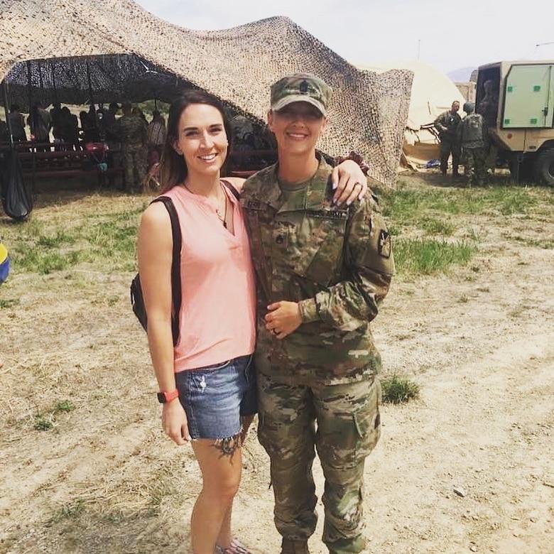 Staff Sgt. Jessica Ferre
