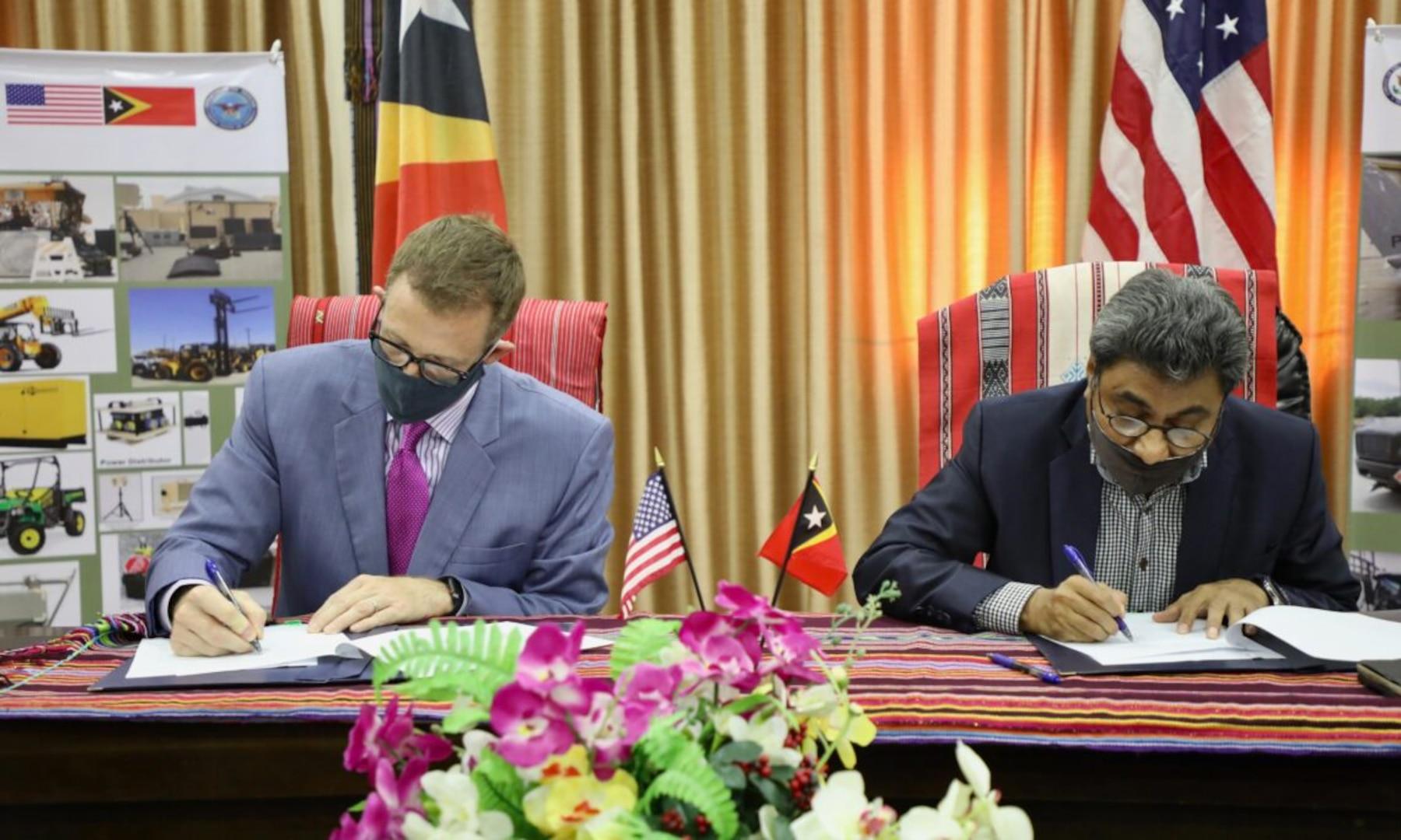 Timor-Leste Agree on Joint Rehabilitation of Baucau Airfield