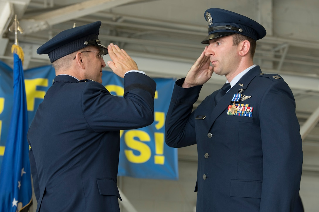 Air Commandos receive Distinguished Flying Cross, Air Medal