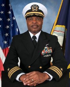 Commanding Officer Cmdr. Keith Morris FACSFAC JAX