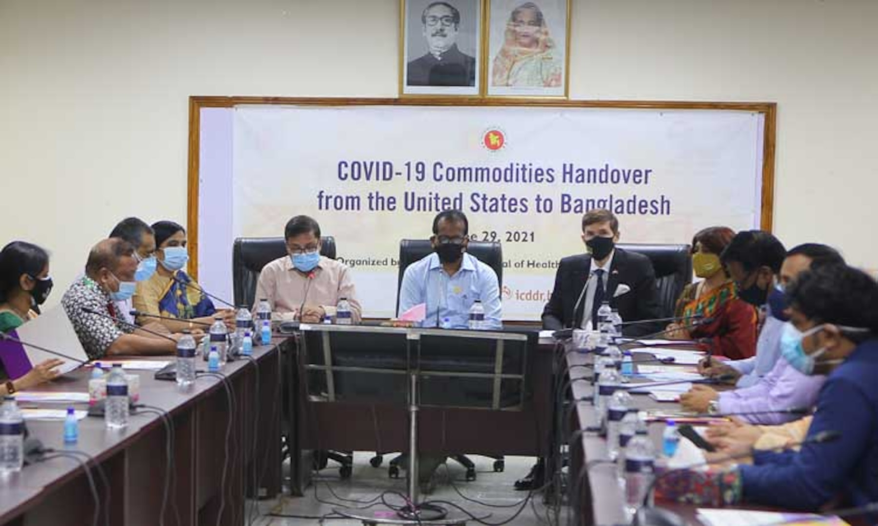 Oxygen and Emergency Medical Supplies to Help Bangladesh Combat COVID-19
